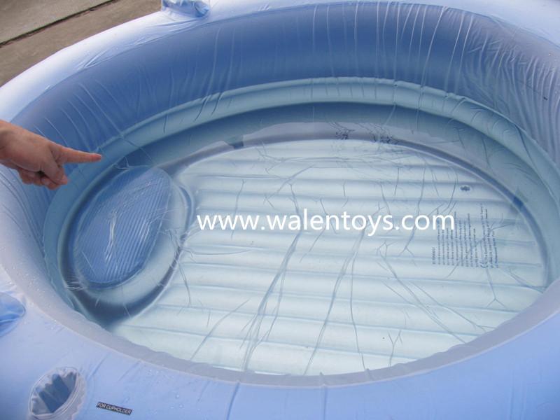 Inflable nacimiento piscina eco nacimiento piscina parto piscina con asiento y incluye - Piscina hinchable con asientos ...