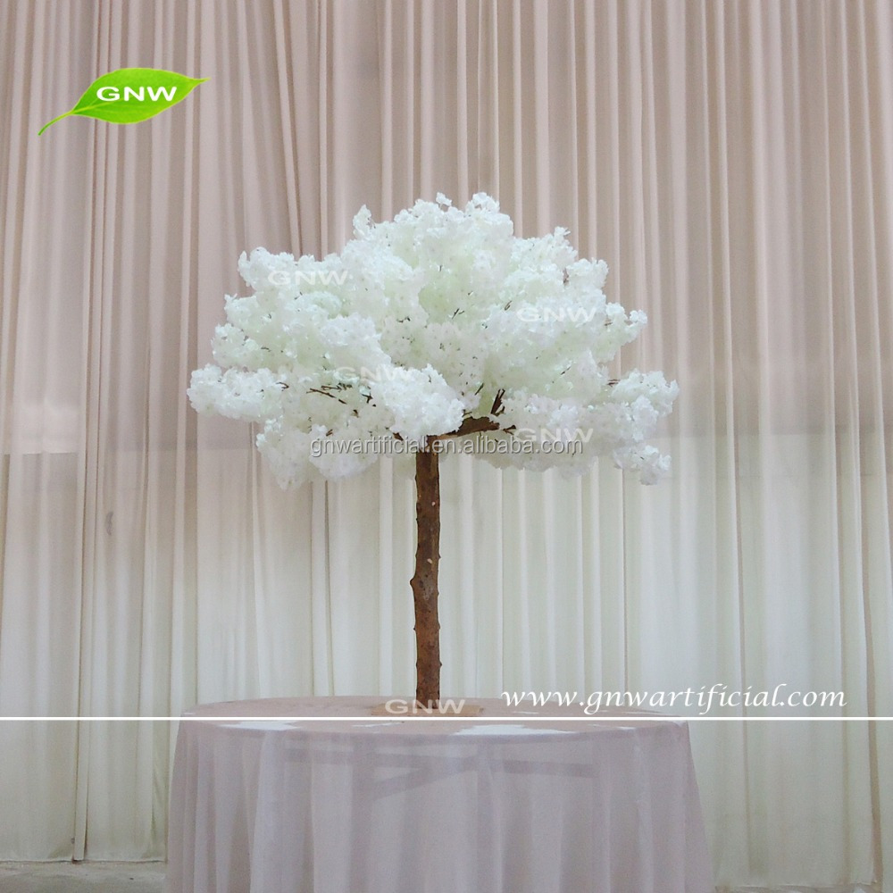 Gnw Ctr1605003 A 5ft Artificial Cherry Blossom Tree Centerpiece For Wedding  Table Decor   Buy Tree Centerpiece,Wedding Decoration Trees,Artificial Tree  For ...