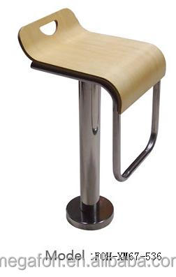 China supplier bent wood bar stool/ plastic bar stools/ bar stool leather upholstery (  sc 1 st  Alibaba & bent wood bar stools-Source quality bent wood bar stools from ... islam-shia.org