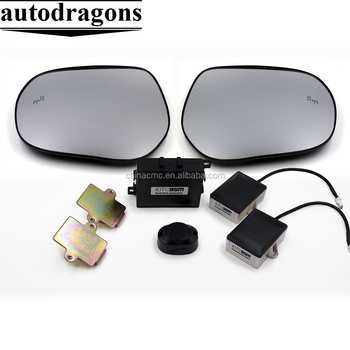 New Products 2018 Kit Bsm 24 Ghz Microwave Radar Blind Spot Monitoring  System For Glc,Gle,C-class,E Bsd System - Buy Blind Spot Assist  System,24ghz