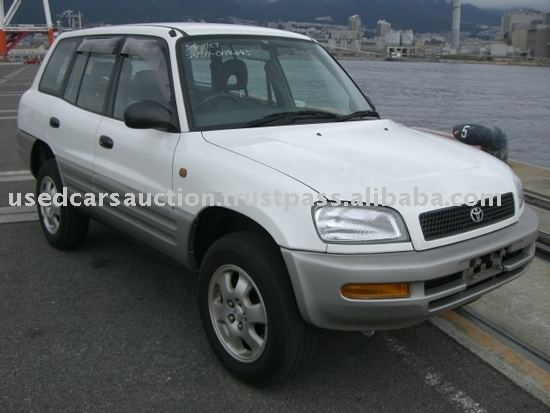 Used Cars Toyota Rav4 From Japan