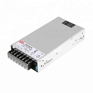 PFC function meanwell hrp-300-48 300w 48v dc power supply