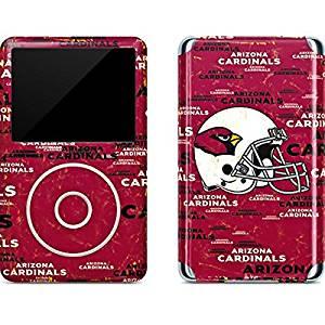 NFL Arizona Cardinals iPod Classic (6th Gen) 80 & 160GB Skin - Arizona Cardinals - Blast Vinyl Decal Skin For Your iPod Classic (6th Gen) 80 & 160GB