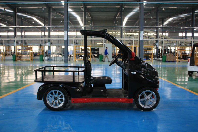 Ce Cert Factory Prices Small Electric Truck Van Logistics Vehicle