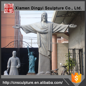 Jesus Statue Mold for Sale, Fiberglass Miniature Famous Figure Sculptures