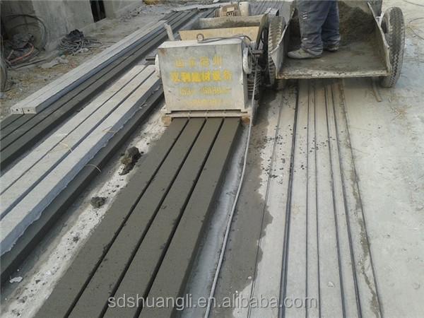 Construction Building Material Concrete Lintel Making
