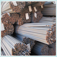 Metallic material steel rebar/deformed steel bar/iron rods for construction concrete for building metal