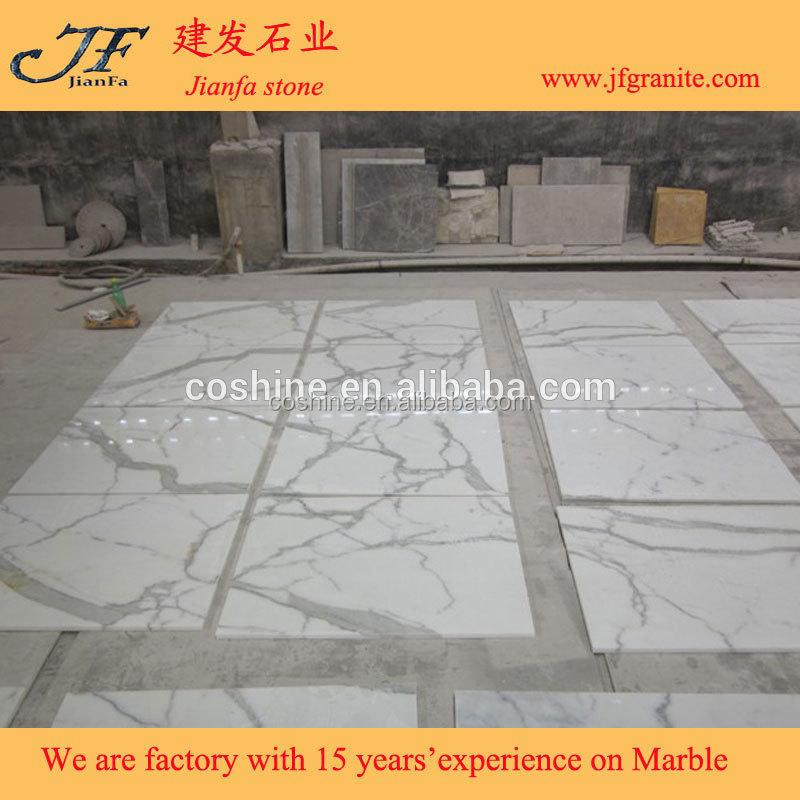 Tipos de marmol blanco italiano calacatta m rmol baldosas - Tipos de marmol ...