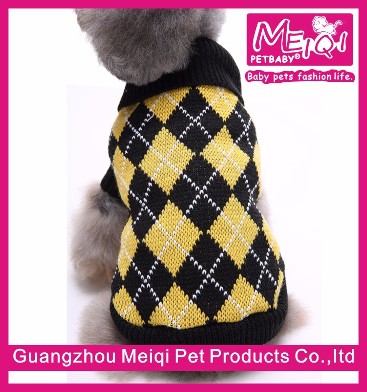 Europe design pet dog sweater new arrival dog sweater manufacturer pet sweater factory