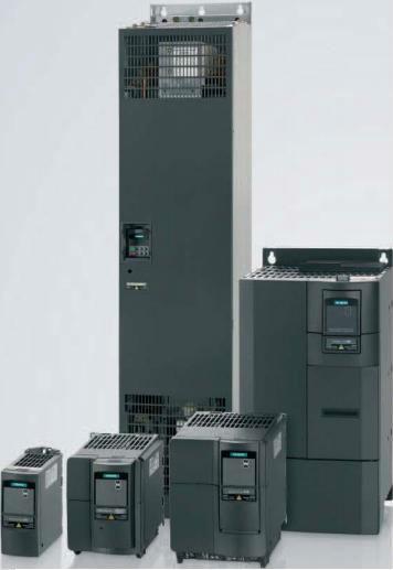 Siemens 6SE6420-2AD22-2BA1 Micromaster 420 Drive 2.20kW 380//480V