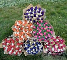venta al por mayor de flores secas ramo flor de la simulacin linterna yunnan flores secas