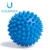 2017 Wholesale High Quality Natural Latex Yoga Peanut Foot Massage Ball Massager