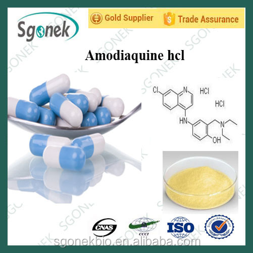 high purity 98%min Amodiaquine---Manufacturer