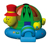 Outdoor popular PVC Inflatable games Jungle Adventure