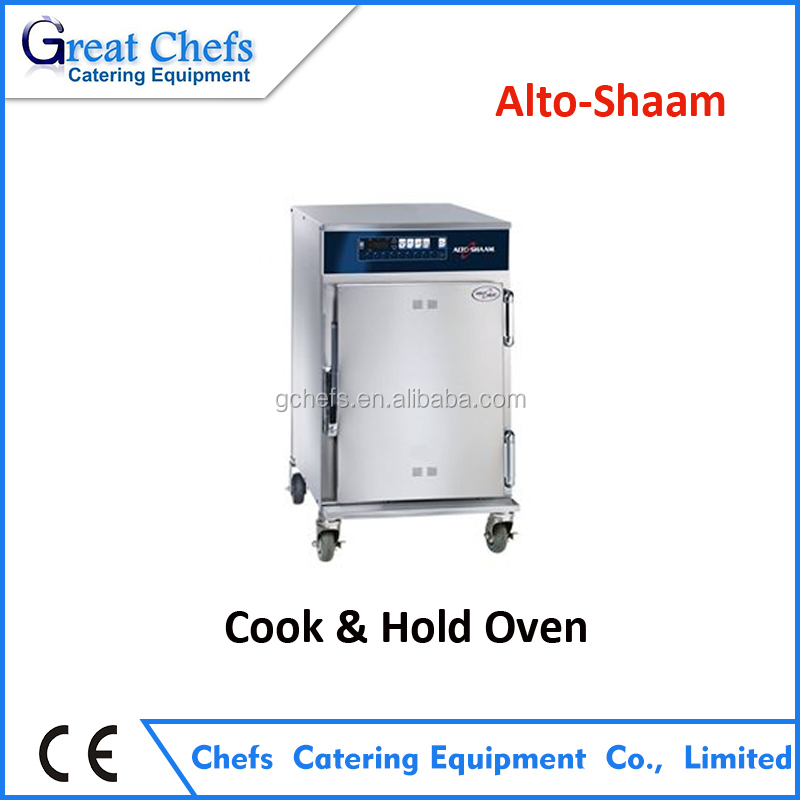 Alto Shaam Deluxe Control Low Temperature Cook & Hold Oven, Model 500-TH-III, 40 Lb (18 Kg), 4 Full-Size/GN Pans Capacity