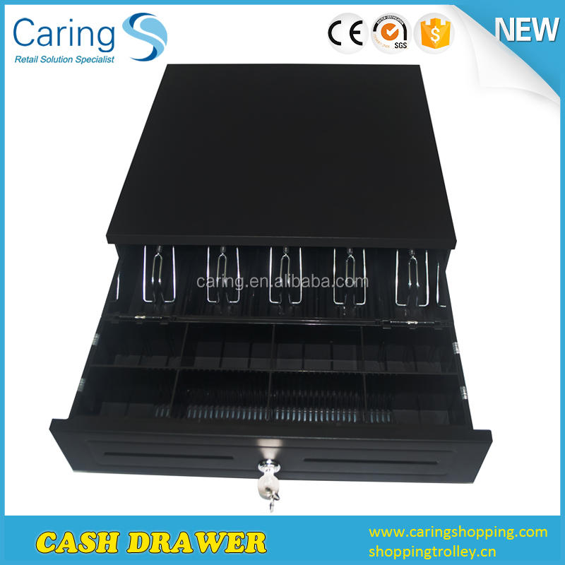 Qualified CA-410B pos cash box drawer with light weight pos cash drawer
