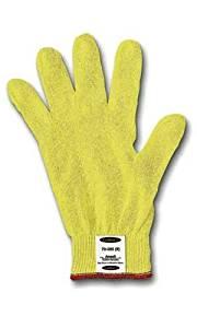 10 GoldKnit Light Weight Kevlar String Knit Ambidextrous Cut Resistant Gloves