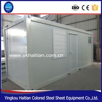 High quality China manufacturers factory price Workshop Use cheap prefab building materials shipping container homes