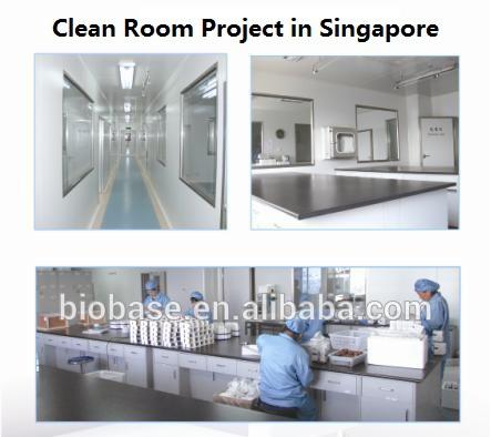 P2 Laboratory, Class 10000 Clean Room Part 94