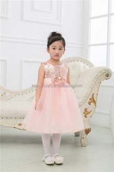 2017 new spring baby valentine princess dress baby frock design girls sequins dress names with pictures