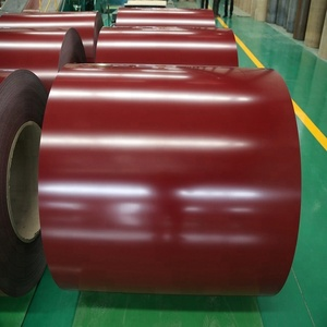 Color Coated Steel Coil,RAL9002 White Prepainted Galvanized Steel Coil Z275 PPGI Coils Metal Roofing