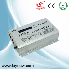 Professional quality High-voltage DMX controller with LCD display Leynew DMX300
