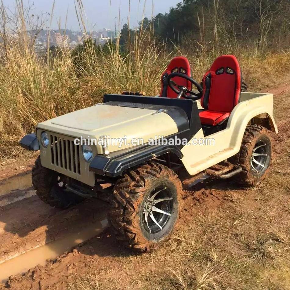 2017 Hot Automatic 200cc Adult Mini Jeep