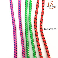 6mm 8mm strong rubber elastic cord