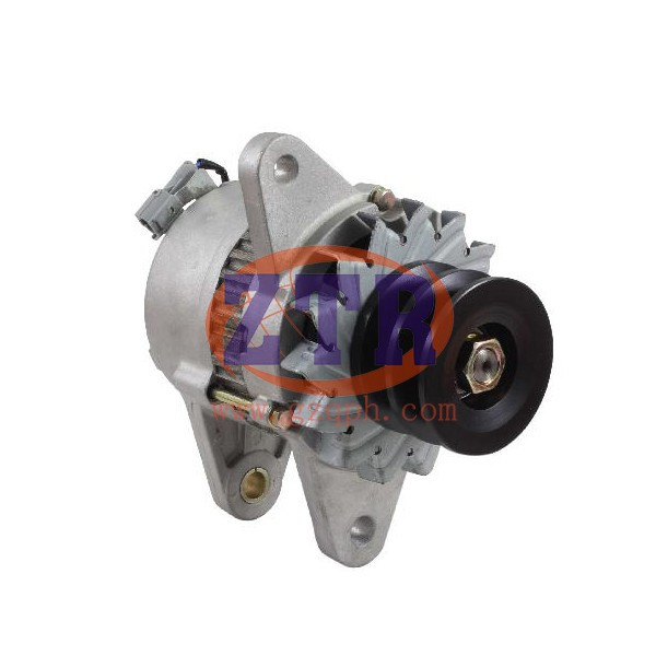 Auto Parts for Hitachi Excavators Industrial EX220 6BD1T Alternators 1812003590