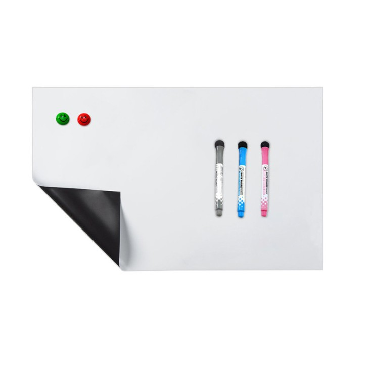 Whiteboard film magnetische whiteboard lakens voor kids