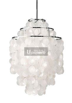 """Fun Lamp verpan - """"fun 1dm"""" mother of pearl pendant lamp (xcp3344) - buy"""
