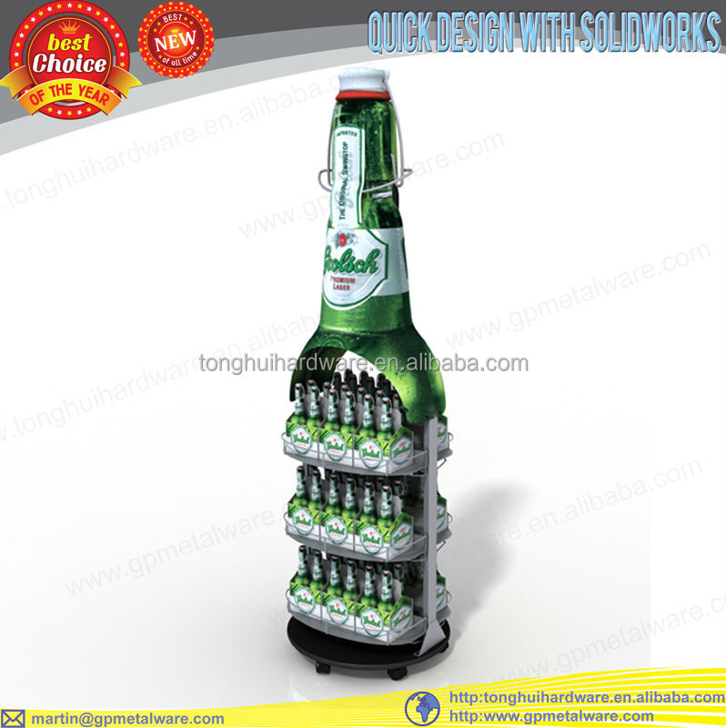 display stand bottle