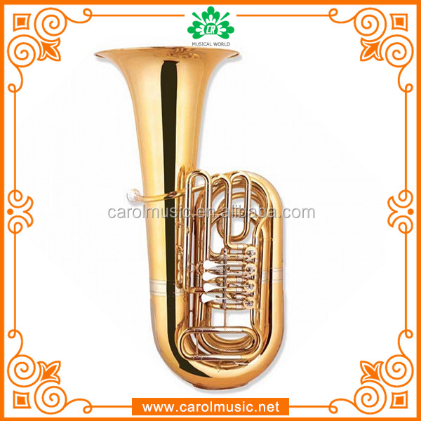 TU008 High Grade Brass Instrument Tuba