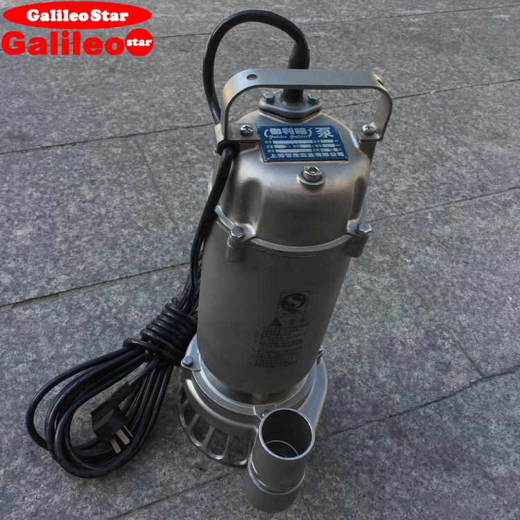 GalileoStar4 hydromatik pump 15kw submersible water pump