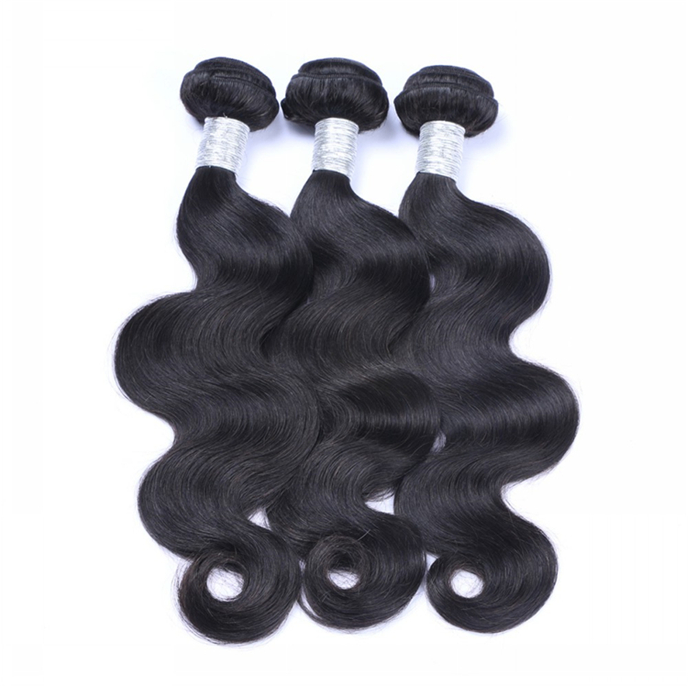 Blue Forest Hair Wholesale Cheap Price 3 Bundles 300g 7A 16 18 20 Inch Brazilian Body Wave Human Hair Weave Weft Wigs