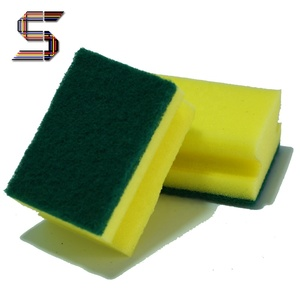 Customized colorful nylon roll scouring pad