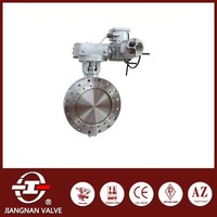 oil gas flanged pneumatic control butterfly valve repair kit