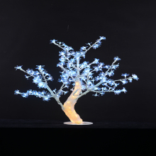 Beautiful festival party decoration srtificial led holiday tree lighting