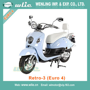 2018 New mobility scooter motorcycle minibike mini motor Retro-3 50cc/125cc (Euro 4)