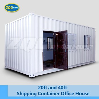 20 Ft And 40 Ft Shipping Container Office House Buy