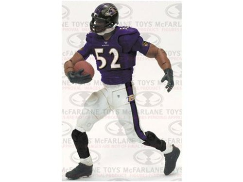 NFL Baltimore Ravens McFarlane 2011 Playmakers Series 2 Extended Edition Ray Lewis Action Figure