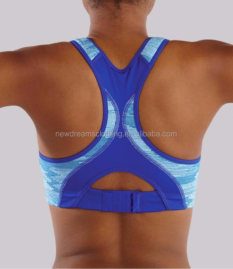 f7a54c5a197d2 Womens Sexy Yoga Fitness Wear Moving Comfort Nursing Sports Bra ...