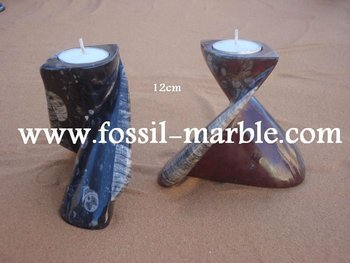 Orthoceras Fossil Candle Holder From Morocco - Buy Orthoceras Fossil Candle  Holder Product on Alibaba com