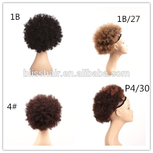 "10"" Short Curly Synthetic Hair Chignon With Two Plastic Combs Hair Buns For Women Wedding Hairstyles Updo Ponytail"