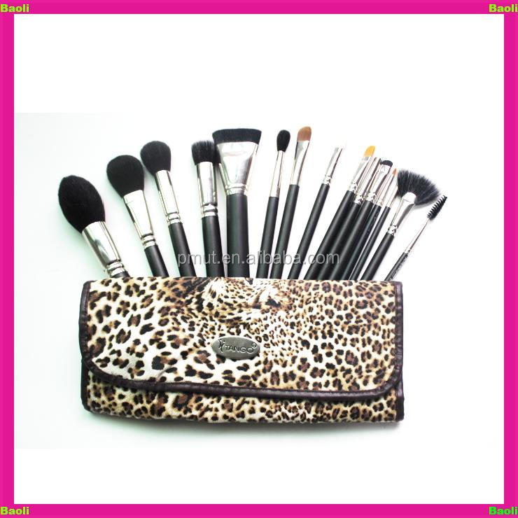 2015 China BL-L913 high quantity powder brush set 15 pcs
