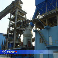 50-200 t/h TRM Series Raw Meal Vertical Mill Grinding System for cement production line
