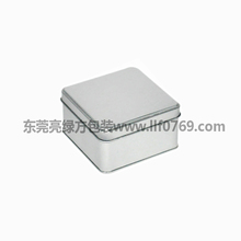 wholesale custom watch metal tin box