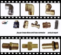 Brass Forged Parts Fittings