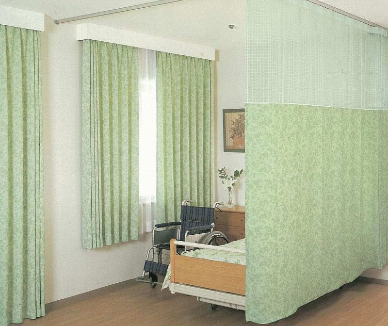 Japanese Hospital Cubicle Curtain Plain   Buy Hospital Curtain,Cubicle  Curtain,Plain Curtain Product On Alibaba.com