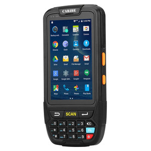 CARIBE PL-40L Portable Data Collection Terminal Handheld Device RFID Reader Barcode scanner